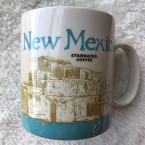 Starbucks 2011 New Mexico  Collector Series Mug